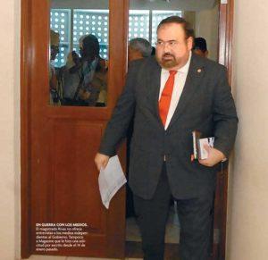 Foto de Germán Miranda y Orlando valenzuela