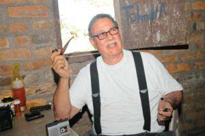Rigoberto Reyes denunció hace unos años que Roberto Rivas cobró una indemnización por una propiedad familiar y no le dio un solo córdoba.