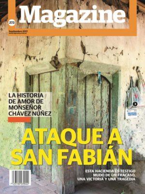 Portada Revista Magazine 273