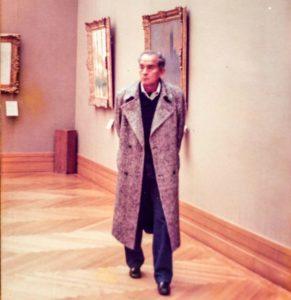 En su tiempo libre durante su residencia en Nueva York visitaba museos y teatros.