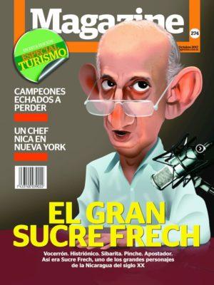 Portada Revista Magazine 274