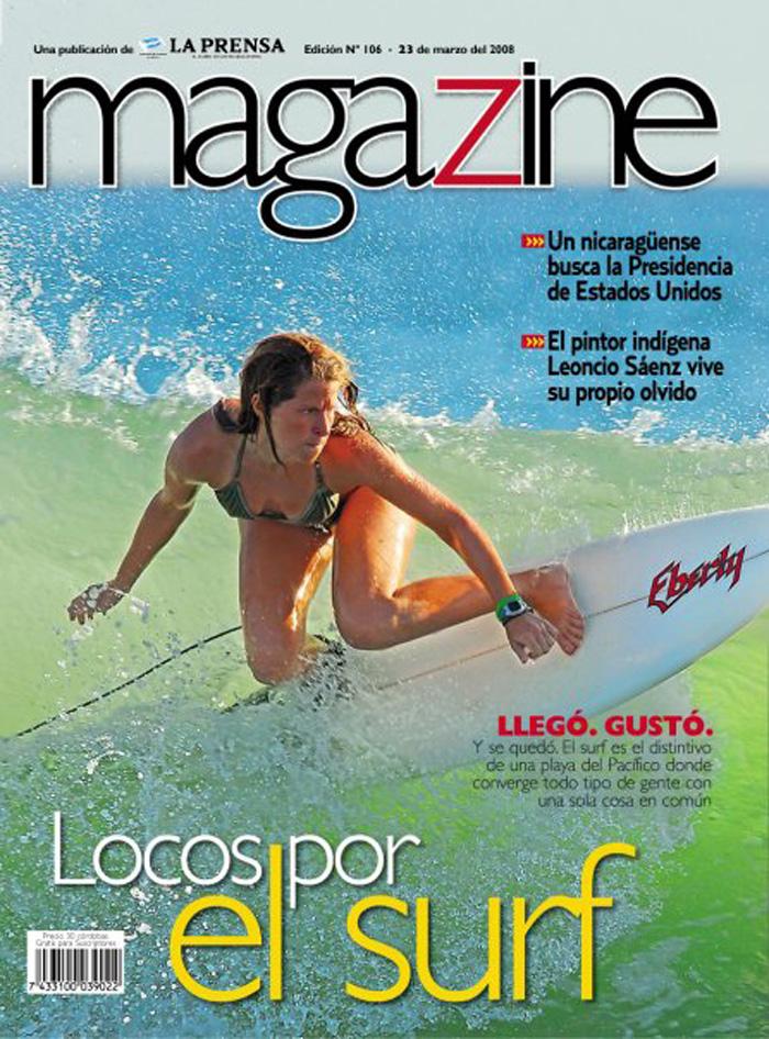 Magazine, marzo 2008