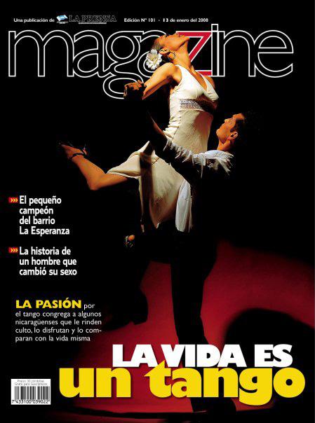 Magazine, enero 2008