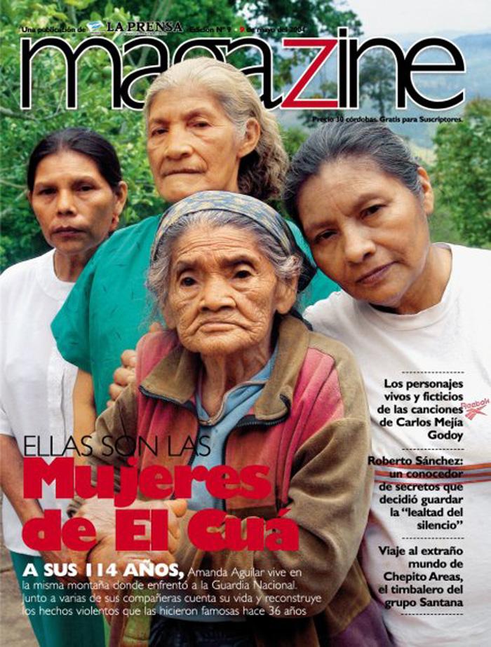 Magazine, mayo 2004