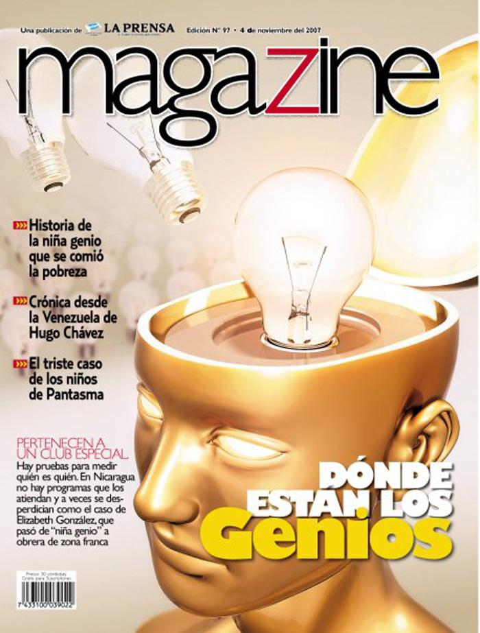 Magazine, Noviembre 2007