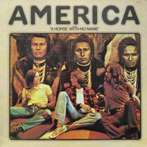 A Horse with No Name, escrita por Dewey Bunnell, se publicó hasta en 1972, en el segundo álbum de America, titulado Home Coming.