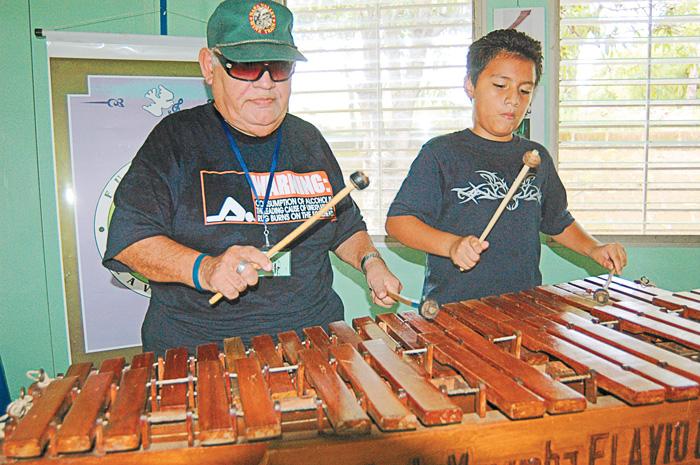 Foto Orlando Valenzuela y Jorge Ortega