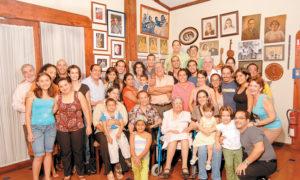 Familia Mejía Godoy