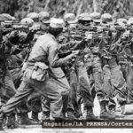 Los instructores del Ejército Popular Sandinista , Mulukukú