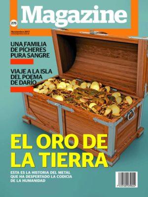 Portada Revista Magazine 275