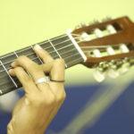 La muerte del guitarrista Justo Santos