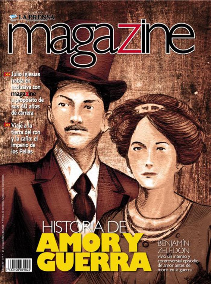 Magazine, septiembre 2008