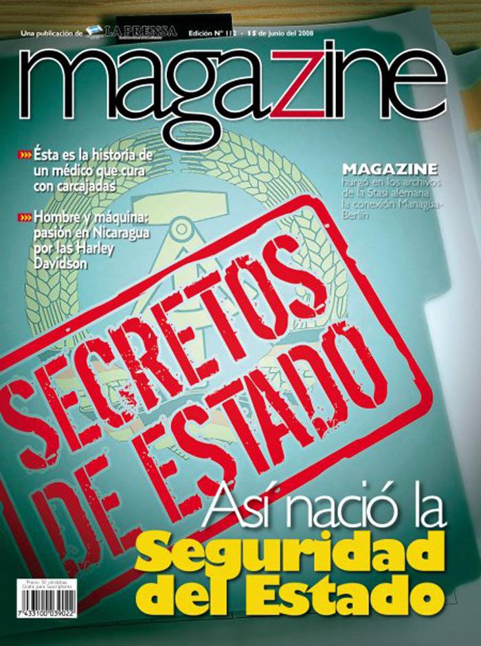 Magazine, junio 2008