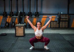 Yettie Osorio dirige varios grupos de entrenamiento CrossFit en el U Training & Fitness Center.
