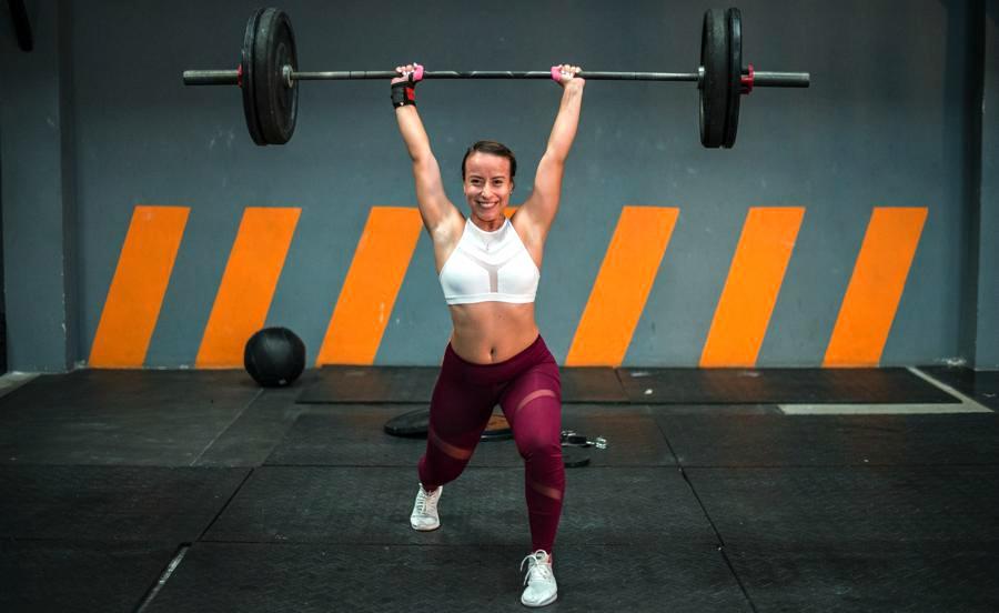 Yettie Osorio, entrenadora de CrossFit
