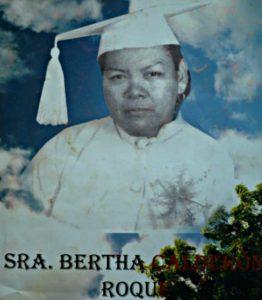 Foto de su graduación como enfermera, en 1976. Foto Cortesía Fetsalud.
