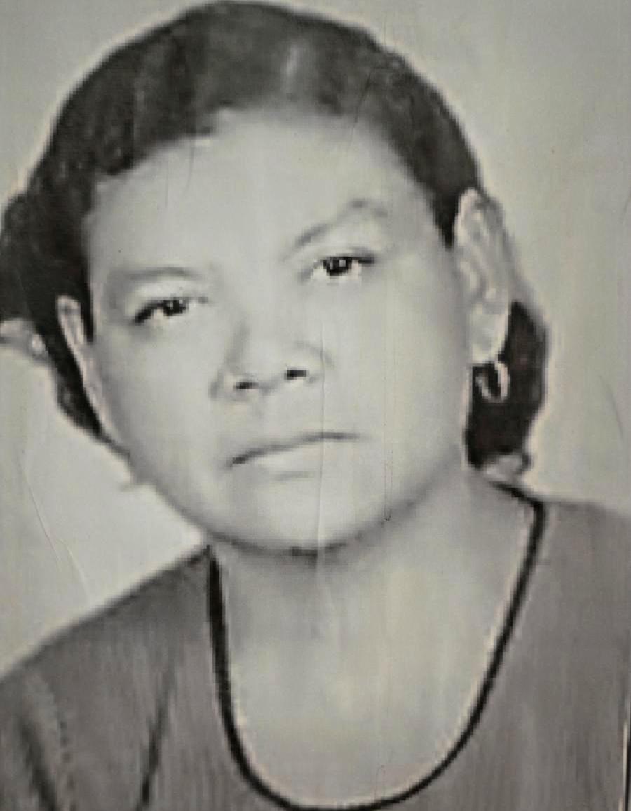 Bertha tenía 42 años cuando la Guardia Nacional la desapareció.