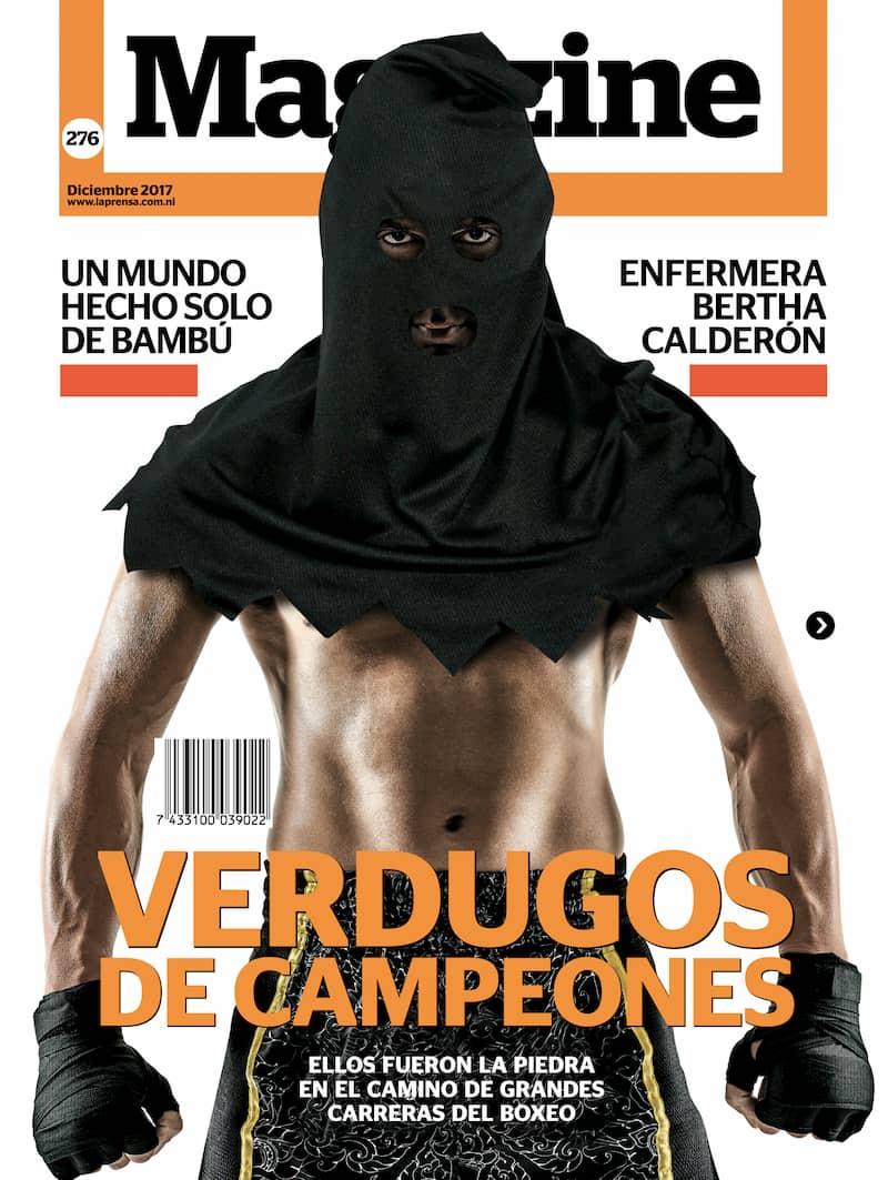 Portada Revista Magazine 276