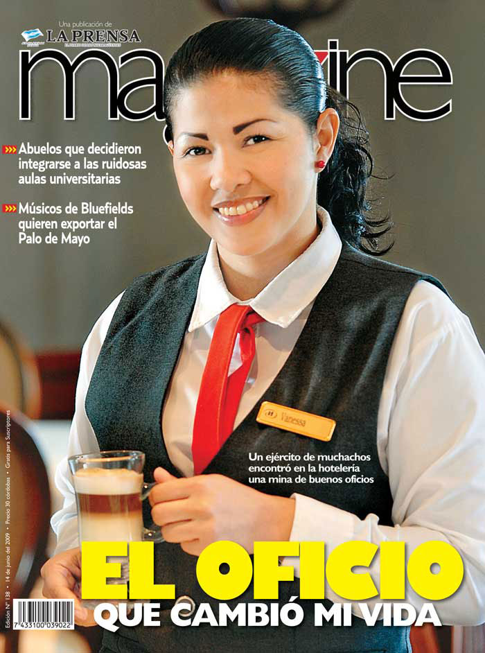 Magazine, 14 junio de 2009