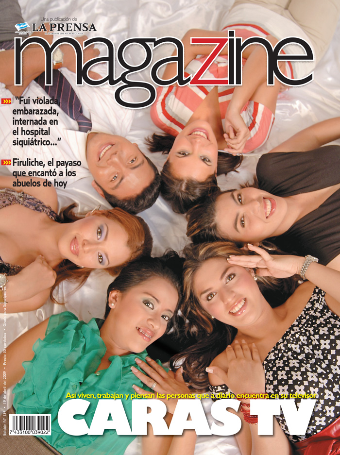 Magazine, abril 2009