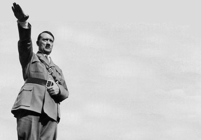 1934:  German dictator Adolf Hitler (1889-1945)