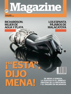 Portada Revista Magazine 277