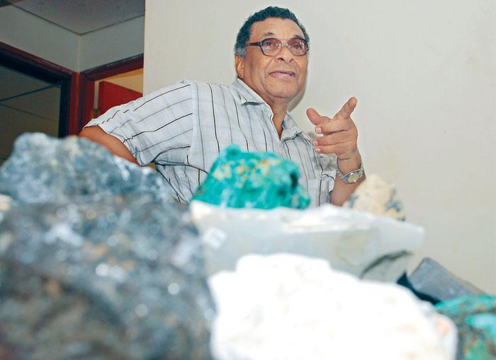 Glen Hodgson buscó con la OIEA uranio en territorio nicaragüense.