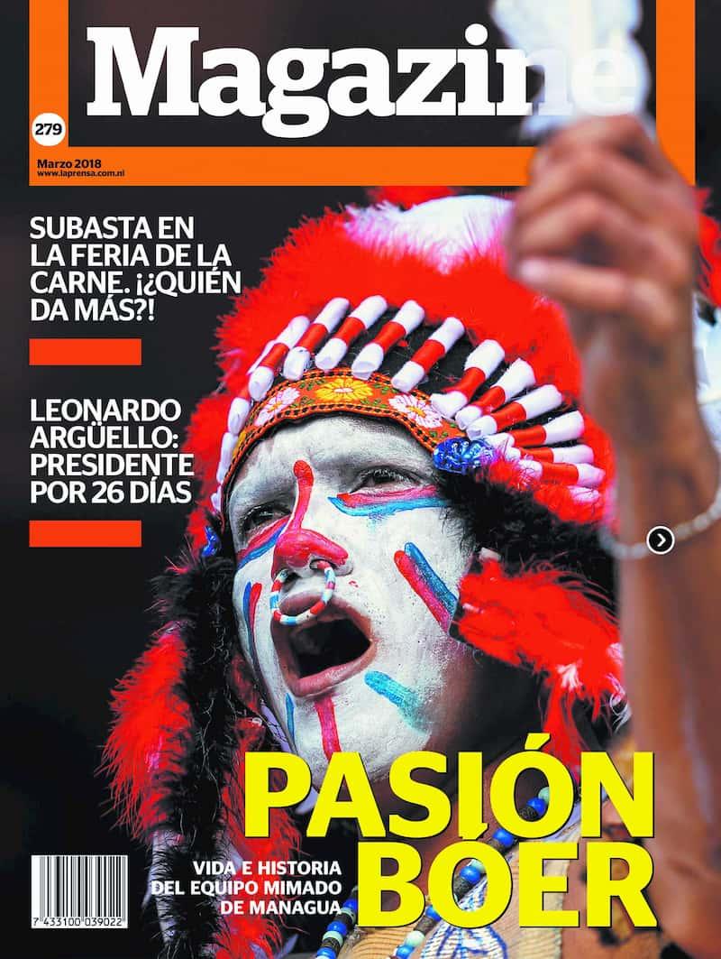 Portada Revista Magazine 279