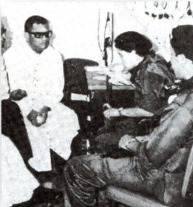 Agosto de 1978: Mediador en el asalto al palacio Nacional.