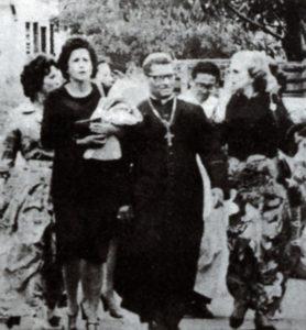 Diciembre de 1974: Mediador en el asalto a la casa de