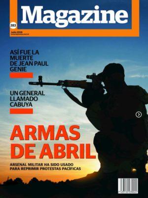 Portada Revista Magazine 283