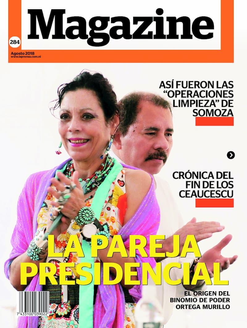 Portada Revista Magazine 284