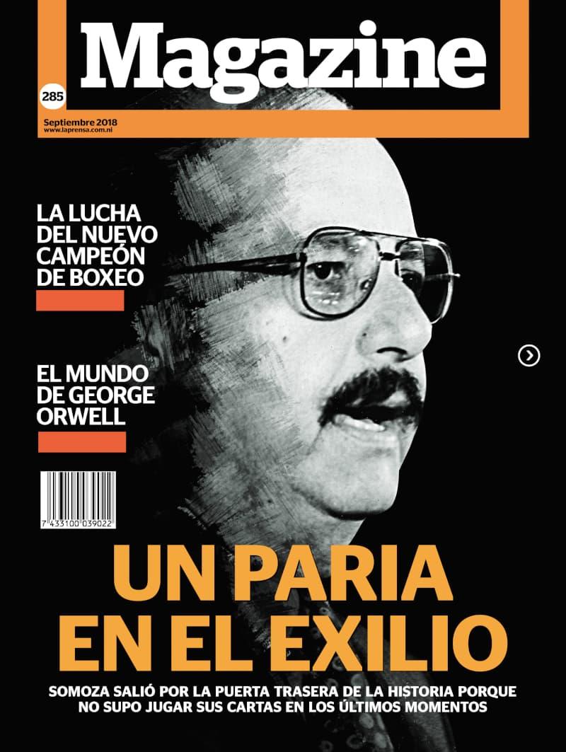 Portada Revista Magazine 285