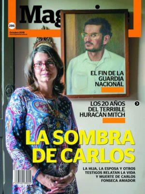 Portada Revista Magazine 286
