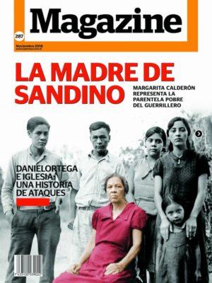 Portada Revista Magazine 287