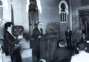 Anastasio Somoza Debayle.