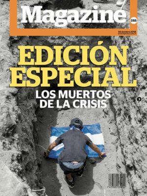 Portada Revista Magazine 288