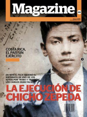 Portada Revista Magazine 289