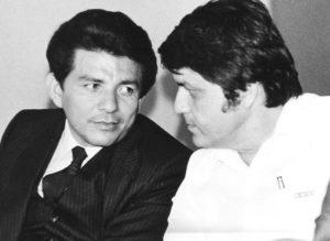 1982. Tiempos de acercamiento. Más de diez años después, cuando Sergio Ramírez se separó del FSLN, acusó a Cerna de un montaje contra su hija.