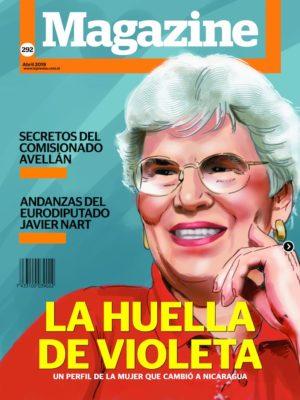 Portada Revista Magazine 292