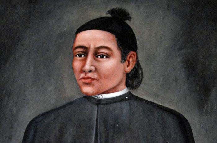 El padre indio Tomás Ruiz