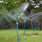 inauguran sistema de biogas productivo que genera riego, y orde;