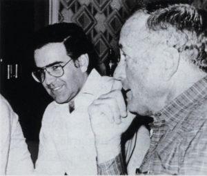 Jorge Salazar era el vicepresidente del Cosep cuando lo mataron.
