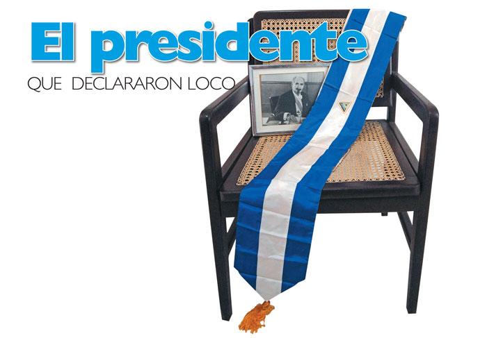 Valiosos recuerdos. Los familiares del presidente Leonardo Argüello