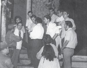 Presos. El exrector  Carlos Tünnermann recuerda que varias veces intercedió por los estudiantes que encarcelaba la dictadura somocista.