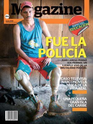 Portada Revista Magazine 294