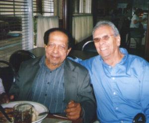Cachao, el padre del mambo en Miami.