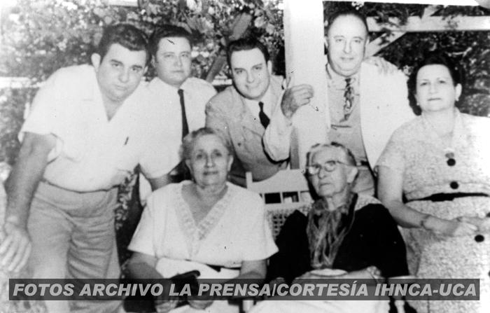 FOTOS ARCHIVO LA PRENSA/CORTESÍA IHNCA-UCA