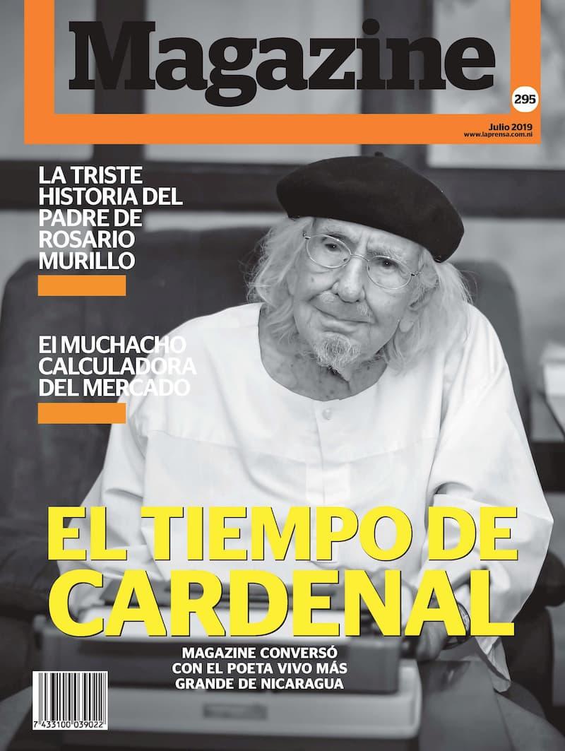 Portada Revista Magazine 295