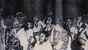 El dolor de las madres por el reclutamiento militar fue uno de los temas censurados en el Diario.